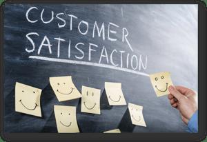 PRISMA - Customer satisfaction