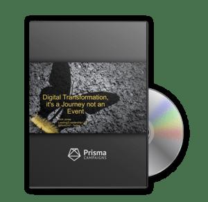 PRISMA CAMPAIGNS - Mockup - Digital Transformation