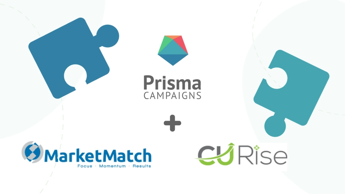 MarketAcuity by MarketMatch, Prisma Campaigns and CURise combines data analysis, visual creative, and channel management for banks and credit unions.