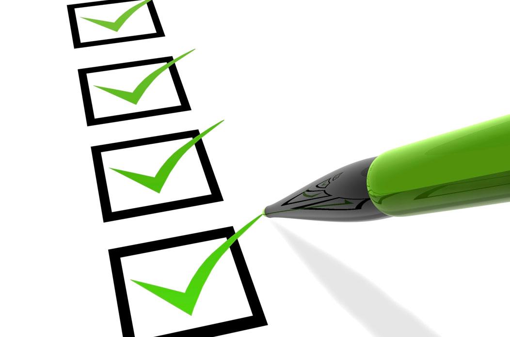 PRISMA CAMPAIGNS - Checklist